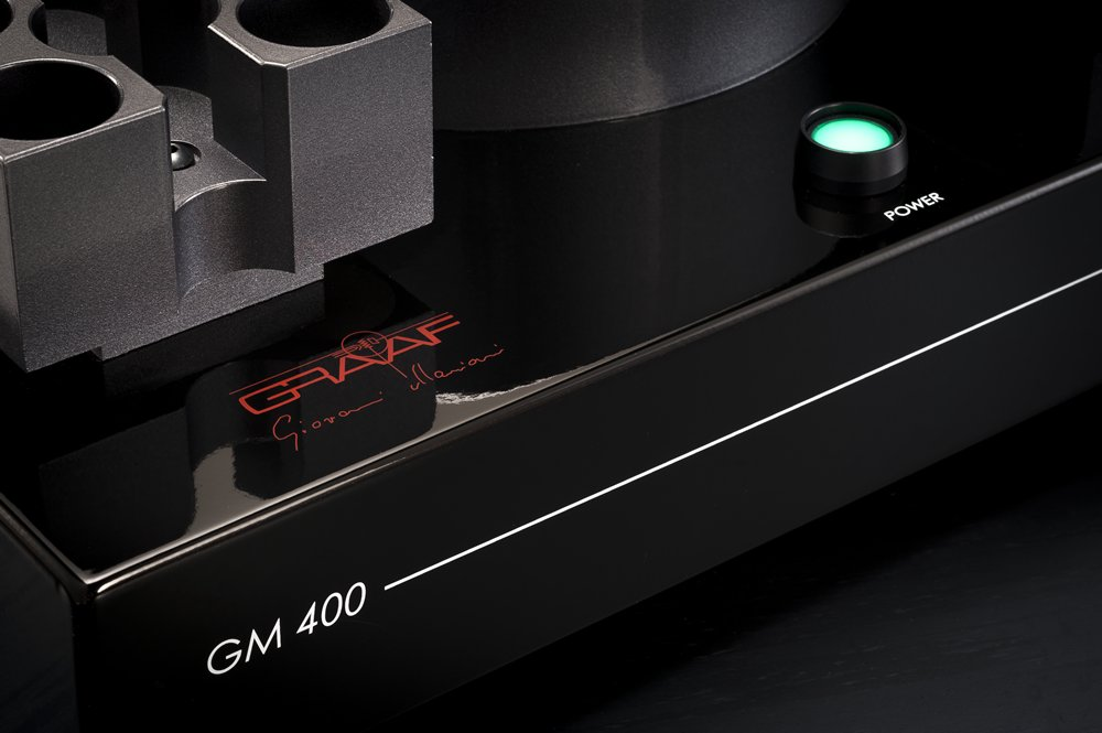 GM 400 - DETTAIL - GRAAF AUDIO
