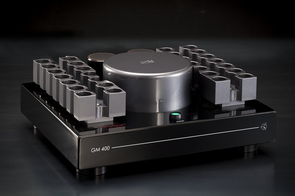 GM 400 - FRONT 2 - GRAAF AUDIO